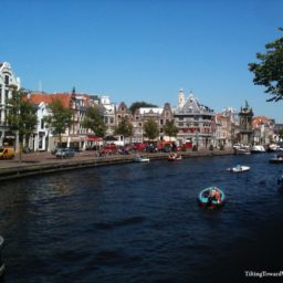 Hold your Breath!  Dutch Rising Seas, Swim Diplomas and Canals
